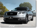 2012 SR Auto Infiniti FX35 Shows Extraordinary Stance