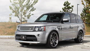 SR Auto Range Rover Shows the Range Of Details