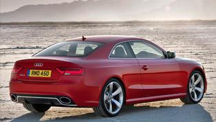 2013 Audi RS5: Naturally Aspirational [HD video]
