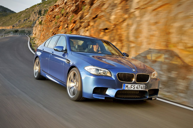 Bmw Stops F10 M5 And F12 M6 Deliveries Engine Oil Pump Failure