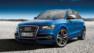 2013 Audi SQ5 TDI Exclusive Concept to Make Official Debut in Paris