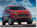 2013 Ford EcoSport SUV Makes Debut in Paris