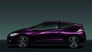 Paris Motor Show: 2013 Honda CR-Z Hybrid