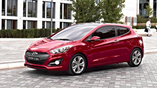 2013 Hyundai i30 Three-Door to Debut in Paris