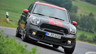 2013 MINI John Cooper Works Countryman - Pricing Announced