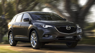2013 Mazda CX-9 Debuts at Australian International Motor Show