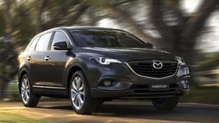 2013 Mazda CX-9 Debuts at Australian International Motor Show
