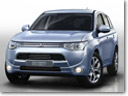 2013 Mitsubishi Outlander PHEV - The World