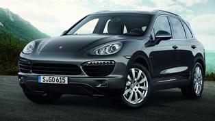 2013 Porsche Cayenne S Diesel - €77,684