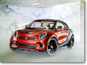 2013 Smart Forstars makes world premiere at Paris Motor Show