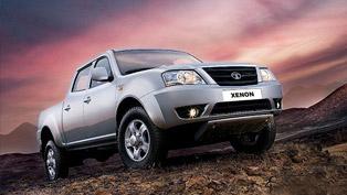 2013 tata xenon pick-up unveiled