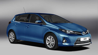 2013 Toyota Auris UK - Price £14,495