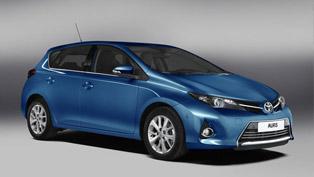 2013 Toyota Auris UK - Price £14,495