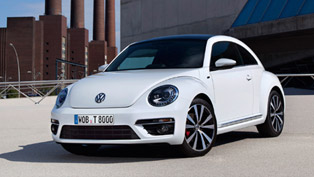 volkswagen beetle r-line or the sporty chic
