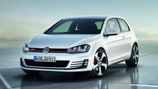 Paris Motor Show: 2013 Volkswagen Golf GTI Concept