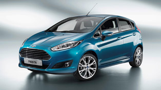 2014 Ford Fiesta Unveiled