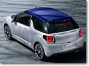 Citroen DS3 Electrum Concept at the Paris Motor Show