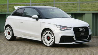 ABT Audi A1 Quattro - Power and control