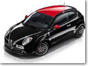Alfa Romeo MiTo SBK Limited Edition at the Paris Motor Show