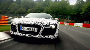What does it take to become the 2013 Audi R8 [VIDEO]