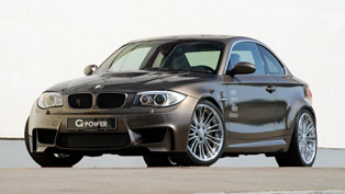 G-Power G1 V8 Hurricane RS based on BMW 1-Series ///M