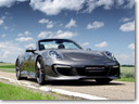 Gemballa Porsche 991 Carrera S GT Cabriolet Brings More Driving Excitement