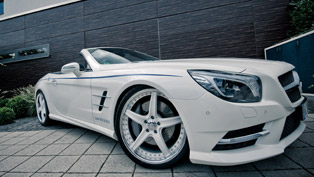 2012 Graf Weckerle Mercedes-Benz SL 500 – Athletic Elegance Meets Maritime Attitude