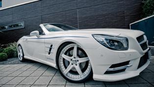 2012 Graf Weckerle Mercedes-Benz SL 500 – Athletic Elegance Meets Maritime Attitude