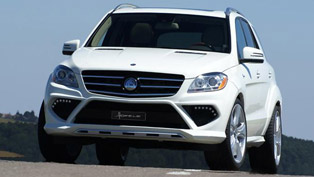 2012 Mercedes ML-Class refined by Hofele Design