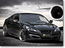 Hyundai Genesis Coupe Project Panther by Autohaus am Funkturm