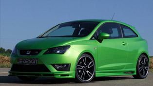 JE DESIGN Seat Ibiza FR Delivers More Sportiness