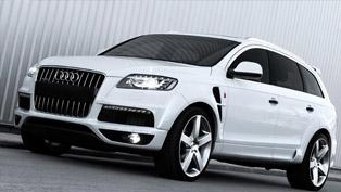 Wide Track Audi Q7 Quattro 3.0 Diesel S-Line by Kahn Design