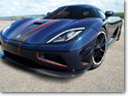 Koenigsegg Agera R BLT for China