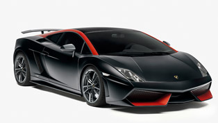 Lamborghini Gallardo LP 560-4 and LP 570-4 Edizione Tecnica Unveiled in Paris