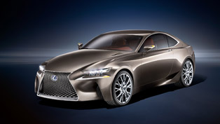 Lexus LF-CC Unveiled at Paris Motor Show [VIDEO]