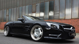2013 Mercedes SL-Class refined by MEC Design