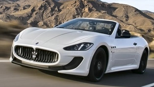 International Debut for Maserati GranCabrio MC