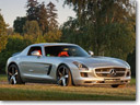 Mercedes SLS AMG MC700 refined by McChip