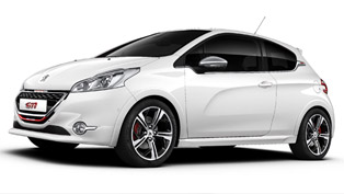 2013 Peugeot 208 GTi Limited Edition - £20,495