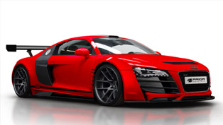 Prior Design Audi R8 PD GT850 - Seduction in Red