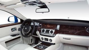 2012 Paris Motor Show: Rolls-Royce Art Deco range
