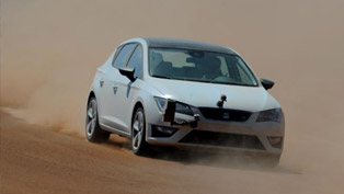 2013 Seat Leon Tested to the Extreme [VIDEO]
