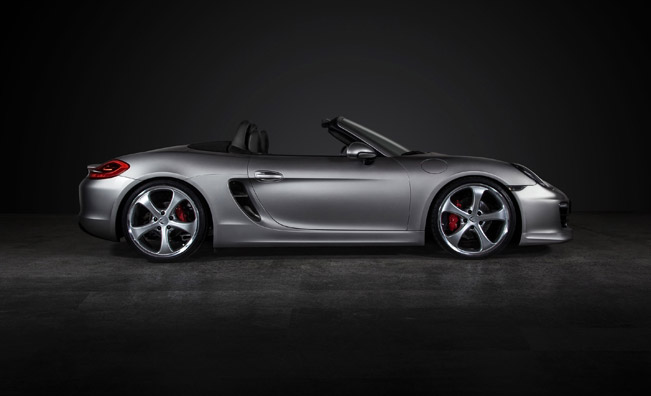 2012 porsche boxster by techart page of car