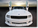 USAF X1 Ford Mustang GT by Galpin Auto Sports