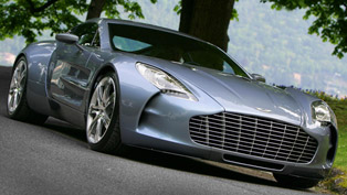 aston martin one-77 q-series - €2.4 million [hd video]
