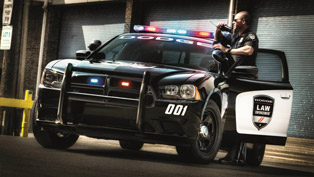 Dodge Charger Pursuit Equipped with Advanced All-Wheel-Drive System