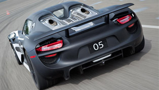 Porsche 918 Spyder at the Gran Turismo Events EVO Nurburgring [video]