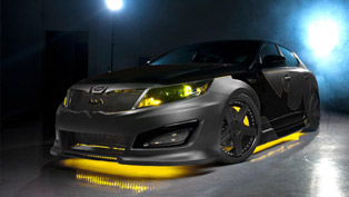 2012 kia optima batmobile revealed at dc special event [video]