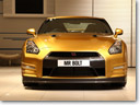 2012 Nissan Bolt GT-R to be Auctioned for Usain Bolt Foundation