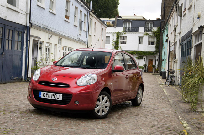 Nissan Micra Range Pricing Announced